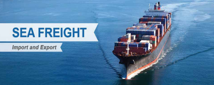 Sea Freight Services in UAE